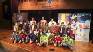 Halkalı Okyanus Kolejinde, Halkalı Toki İlkokulu Öğrencileriyle Birlikteydik