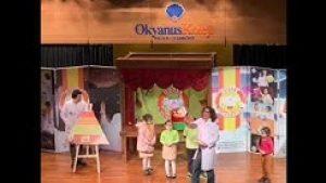 Halkalı Okyanus Kolejinde, Halkalı Toki İlkokulu Öğrencileriyle Kıvırcığın Rüyasındayız